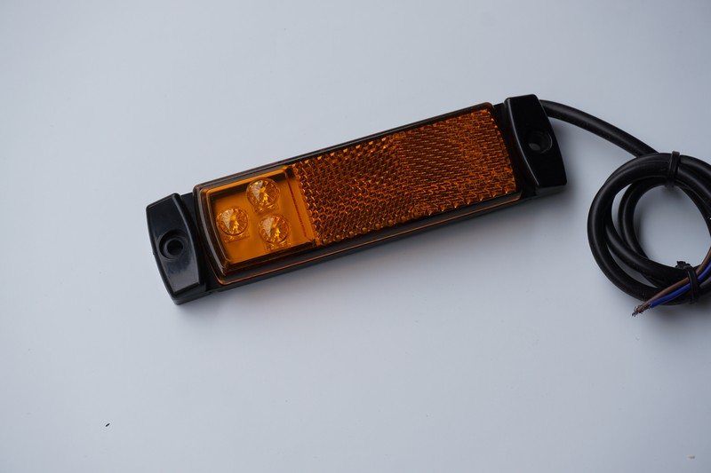 LED Reflector Marker Lights 3 Colours Availab